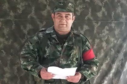 Dairo Antonio Úsuga David, conocido como 'Otoniel' es el jefe del 'Clan del Golfo' Foto: Captura de pantalla