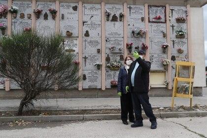 Italia, con más de 17.000 muertos y España, con más de 13.000, encabezan por ahora la tabla de los países europeos donde el OVID-19 fue más letal