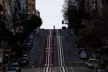 En San Francisco avanzan a nivel rojo (Foto: David Paul Morris/Bloomberg)