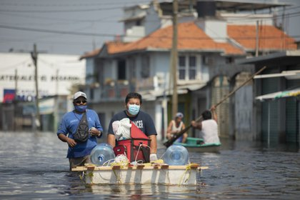 (Foto: AP/Félix Marquez)