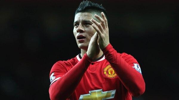 Everton ofertó 33 millones por Marcos Rojo: la exigencia del ...