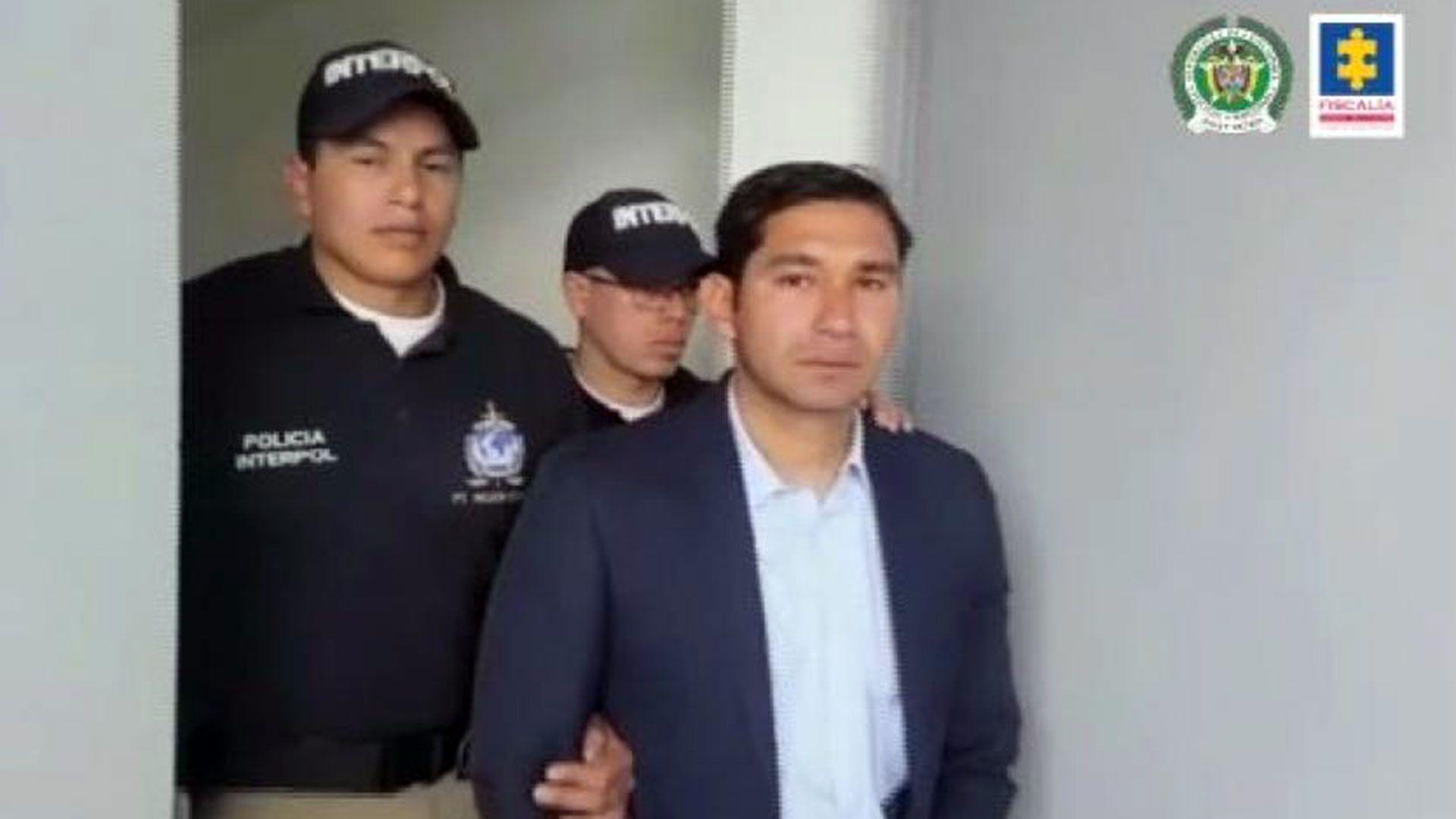 Exfiscal Luis Gustavo Moreno se le brindó prórroga por la justicia