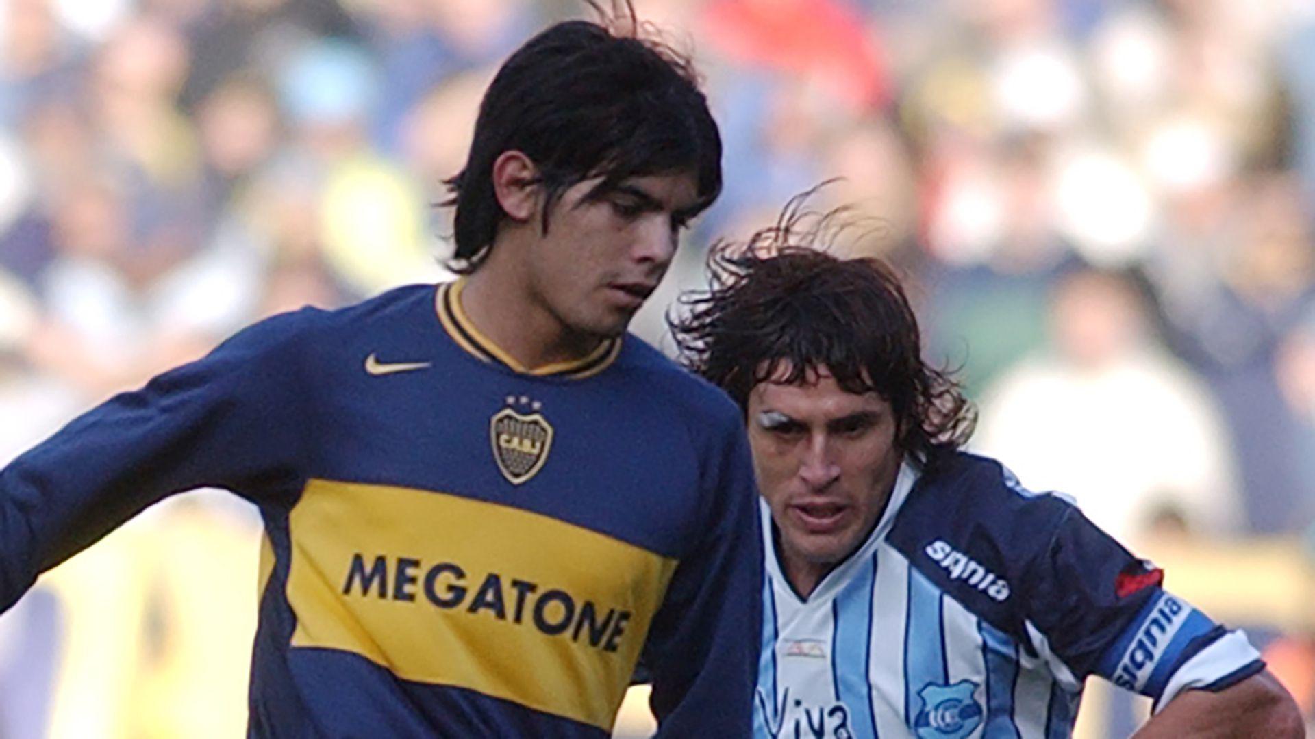 Éver Banega jugó en Boca y fue campeón de la Copa Libertadores en 2007 (FotoBaires)