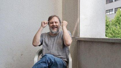 Slavoj Žižek (Foto: David Levene)