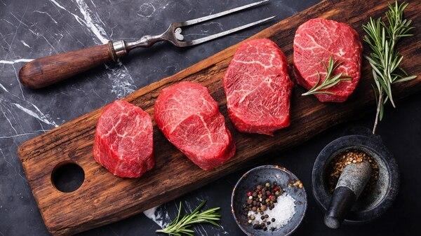 La carne se considera proteína buena (Shutterstock)