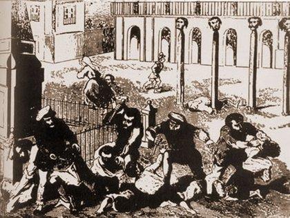 La Mazorca sembró el terror en la ciudad de Buenos Aires en la década de 1840, y nadie se sentía a salvo de su ferocidad.