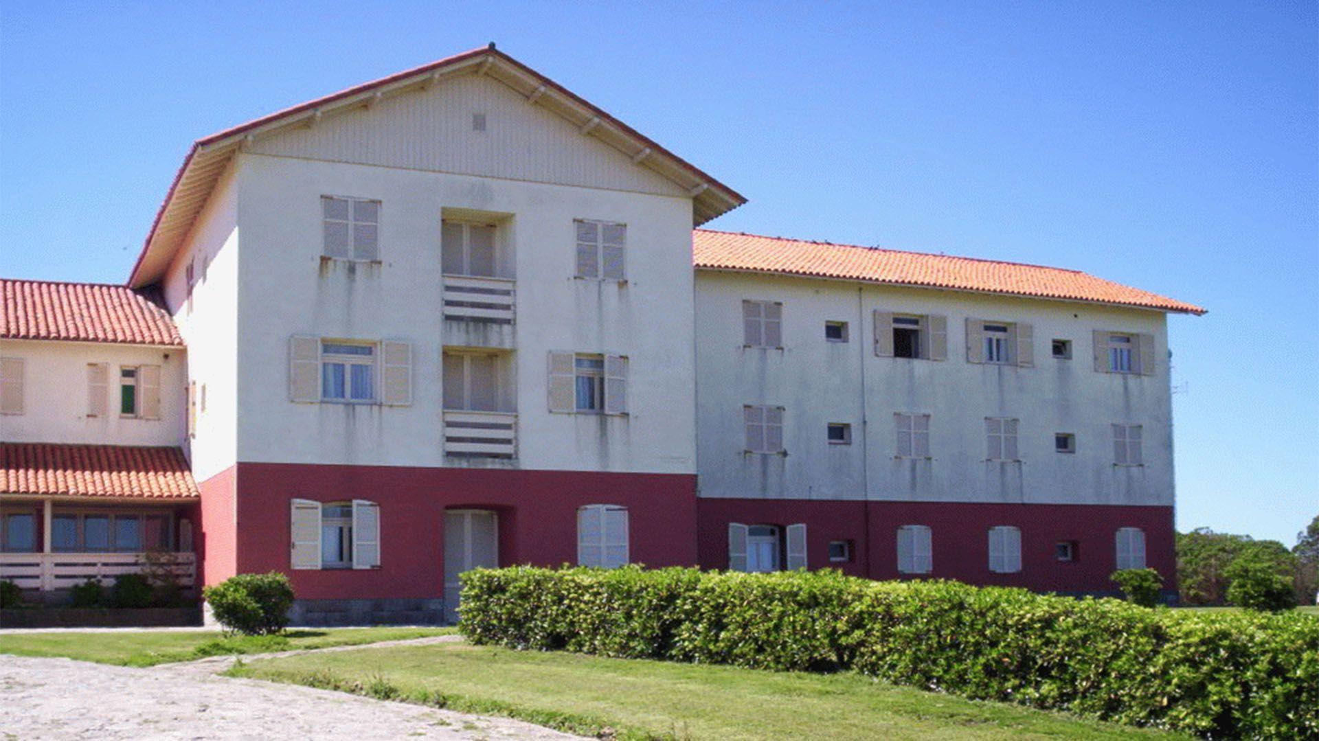 La residencia presidencial está ubicada a 25 kilómetros de la ciudad de Mar del Plata