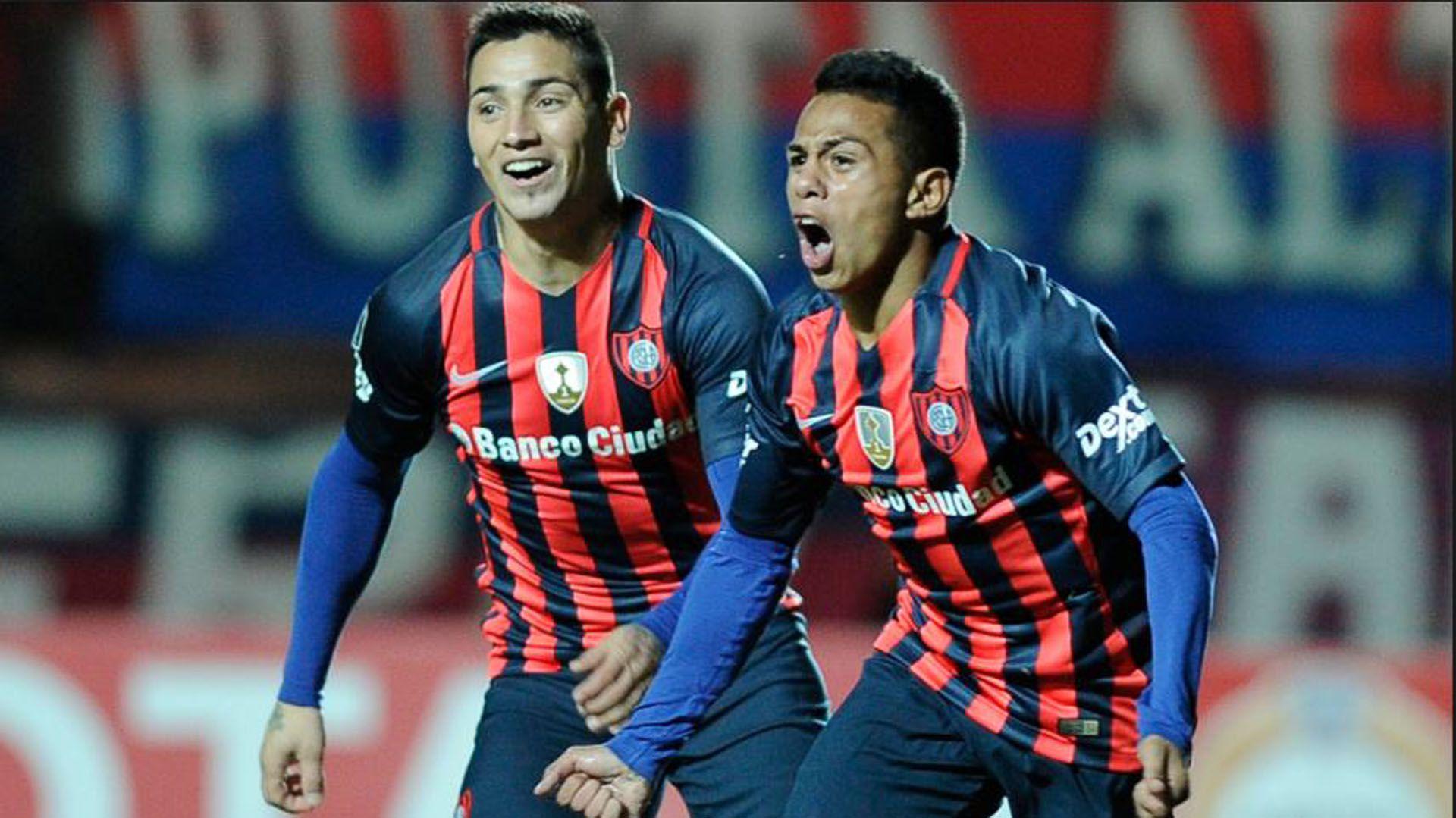 El Perrito debutó en el 2017 en San Lorenzo y acumula desde entonces 5 goles como profesional