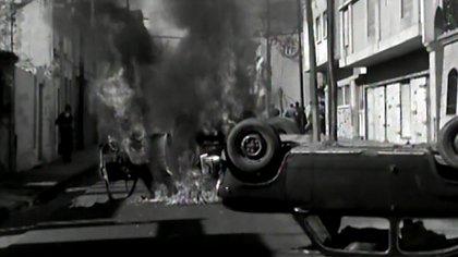 Una imagen del documentalprohibido en la Feria del Libro