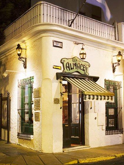The old warehouse, corner of Independencia and Carlos Calvo, San Telmo
