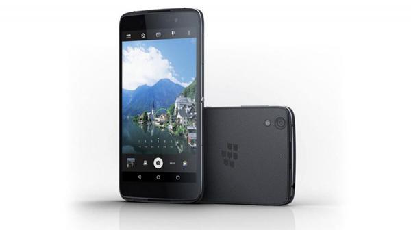DTEK50, el último modelo lanzado por de Blackberry