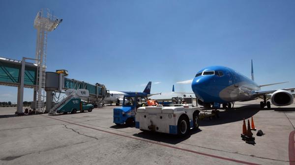 Resultado de imagen para remodelación Aeropuerto Mendoza