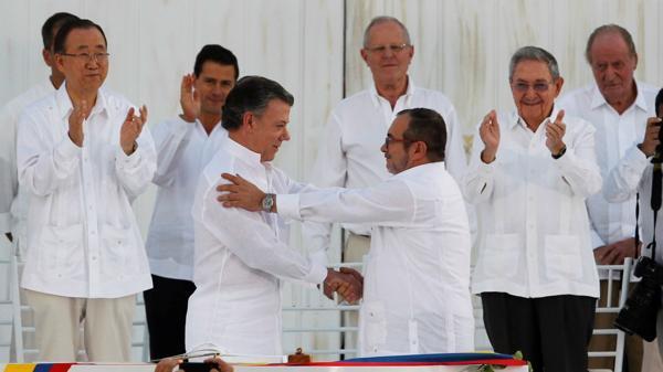 """Resultado de imagen para Tras el triunfo del """"No"""", qué pasa con el acuerdo de paz y cómo sigue Colombia"""