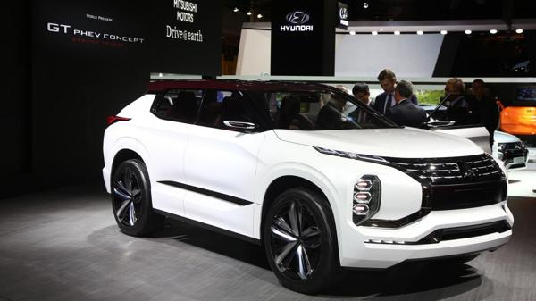 Los cinco autos futuristas que deslumbran en el salón de parís ...