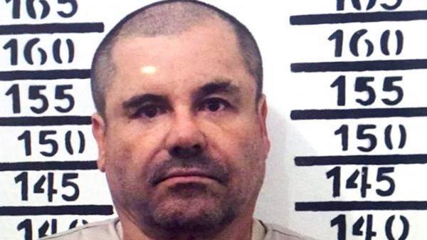 """""""El Chapo"""" Guzmán, líder del Cártel de Sinaloa, en prisión"""