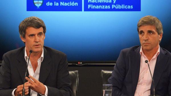 El equipo económico busca financiamiento en pesos en el mercado local (Presidencia)