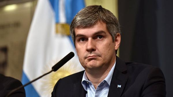Marcos Peña, el jefe de Gabinete de Mauricio Macri (Adrián Escandar)