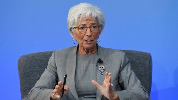 Christine Lagarde, directora gerente del Fondo Monetario Internacional, entre las 10 mujeres más poderosas del mundo (Reuters)