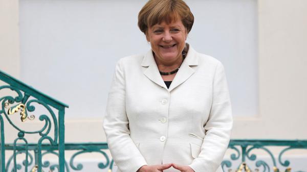 Hace seis años que la canciller alemana, Angela Merkel, lidera el ranking de Forbes (Reuters)