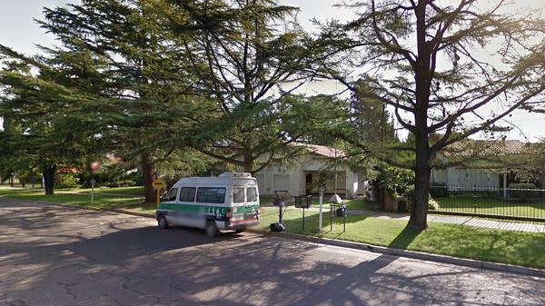 Escuela 508 de Bahía Blanca (Streetview)