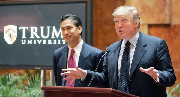 Otra irregularidad: la Trump University no está registrada como entidad educativa