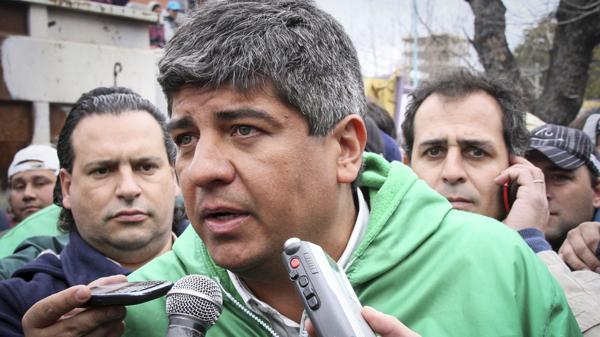 Pablo Moyano-Secretario General de Camioneros