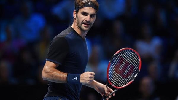Roger Federer, con USD 68 millones facturados en 2016, ocupa el puesto número 16