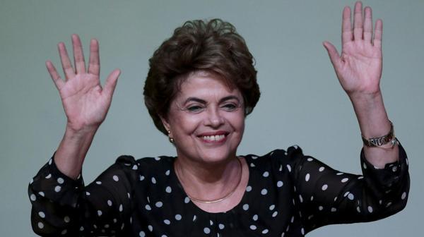 Cunha fue el principal impulsor del impeachment a Dilma Rousseff (Reuters)