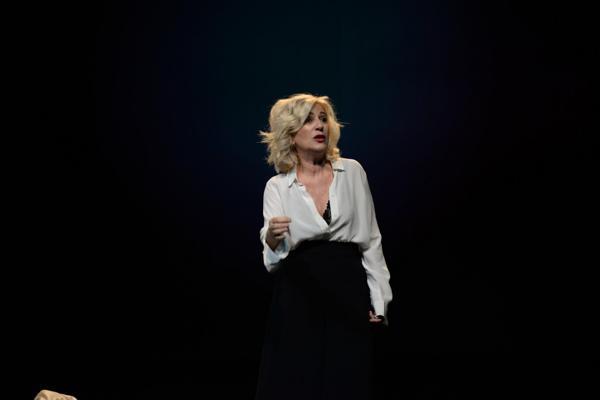 """""""Ay amor divino"""" se realiza en el teatro Maipo"""