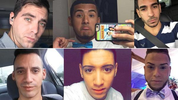 El rostro de algunas de las víctimas del local bailable Pulse, en Orlando