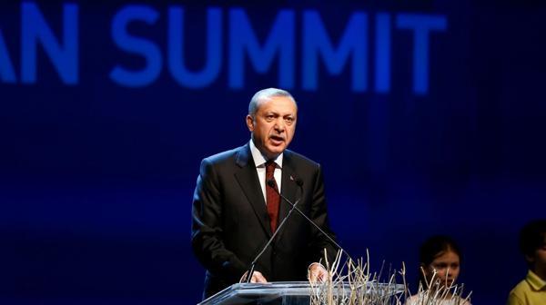 El presidente turco, Recep Erdogan (Reuters)