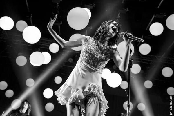 Los primeros shows de Tini Stoessel