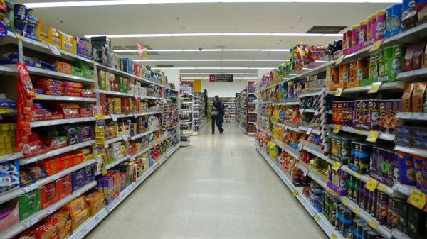 Los alimentos y bebidas siguen subiendo y pesan fuerte en el índice de inflación