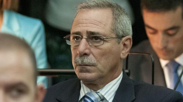 Gorini, Tassara y Giménez Uriburu condenaron a Jaime a seis años de prisión (NA)