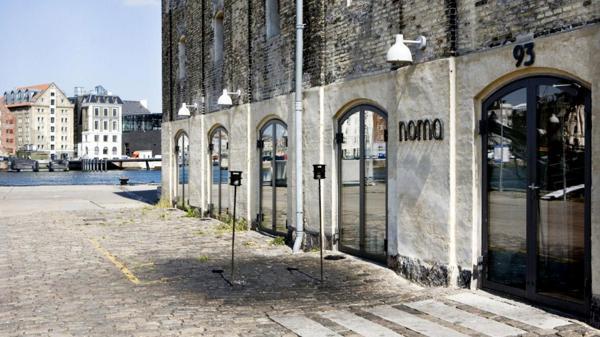 El restaurante danés Noma, situado en Copenhague, quedó ubicado en quinto lugar a nivel mundial
