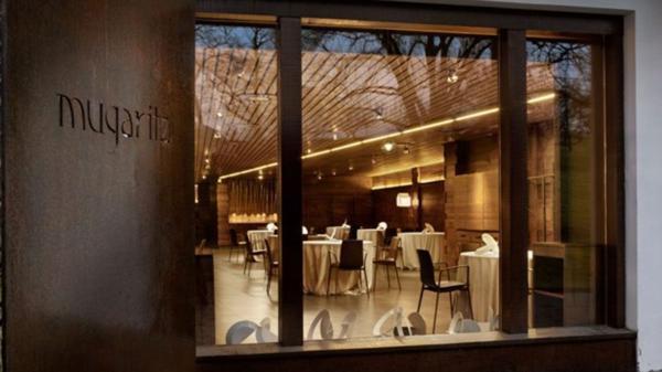 Mugaritz (7º) fue uno de los tres restaurantes españoles que se ubicaron dentro del top 10