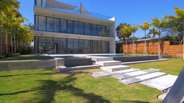 La nueva mansión de Floyd Mayweather en Miami