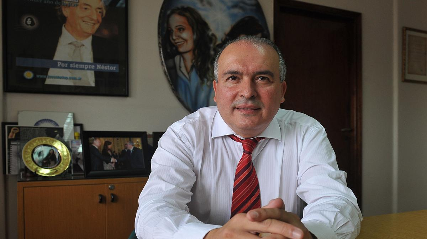 José Francisco López, ex secretario de Obras Públicas (Télam)
