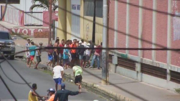 Los venezolanos salieron a las calles para protestar contra Nicolás Maduro (Twitter)