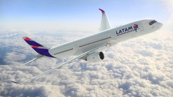 LATAM es la línea aérea oficial de los Juegos Olímpicos