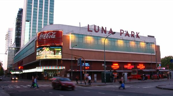 El emblemático estadio Luna Park pasó a manos de la Iglesia Católica en 2013