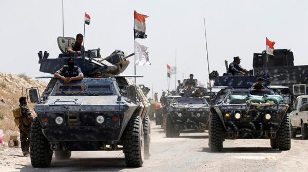 El Ejército iraquí marcha sobre Mosul (Reuters)