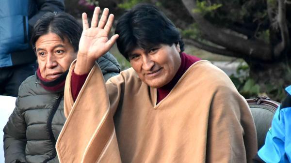 Evo Morales quiere reemplazar el calendario gregoriano por uno indígena (EFE)