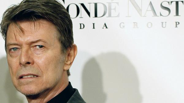 David Bowie AP