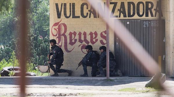 18 presidentes municipales se sumaron para exigir el cese de la represión en Oaxaca (EFE)