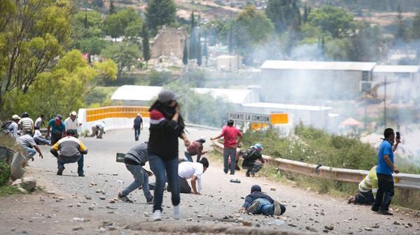La ONU condenó la violencia en México (EFE)