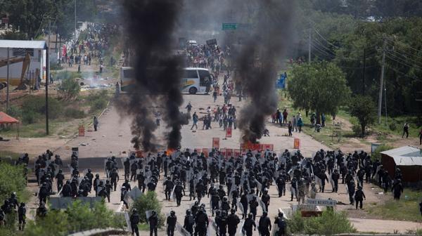 La ONU-DH se pronunció sobre lo sucedido en Oaxaca (EFE)