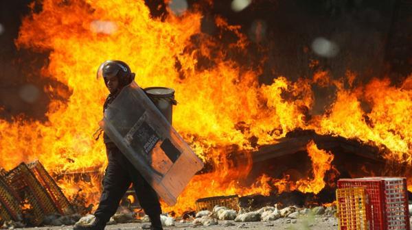 Los docentes mexicanos reclaman contra la reforma educativa (Reuters)