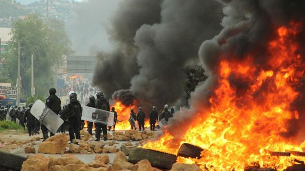 Ocho personas murieron, de acuerdo condatos oficiales (Reuters)