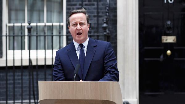 David Cameron anunció su renuncia después del referéndum que selló la salida del Reino Unido de la Unión Europea (Reuters)